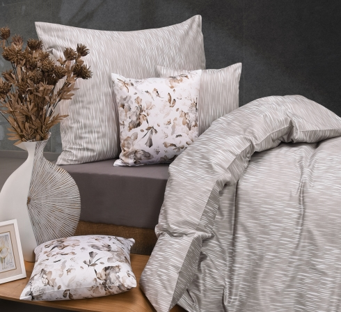 Luxusní ložní soupravy ze 100% česané bavlny