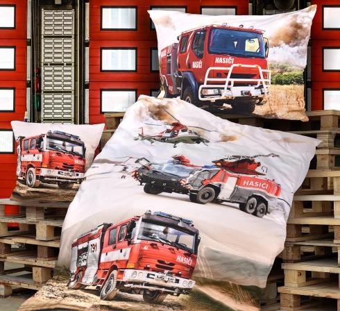Obrazová ložní souprava bavlna exclusive